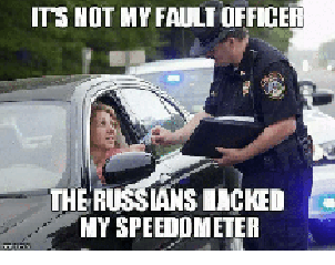 caught speeding 100 mph